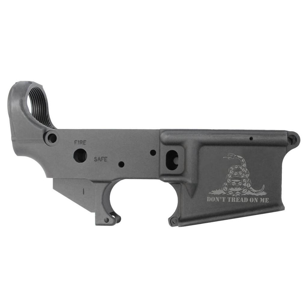 Gadsden AR15 Stripped Lower Receiver