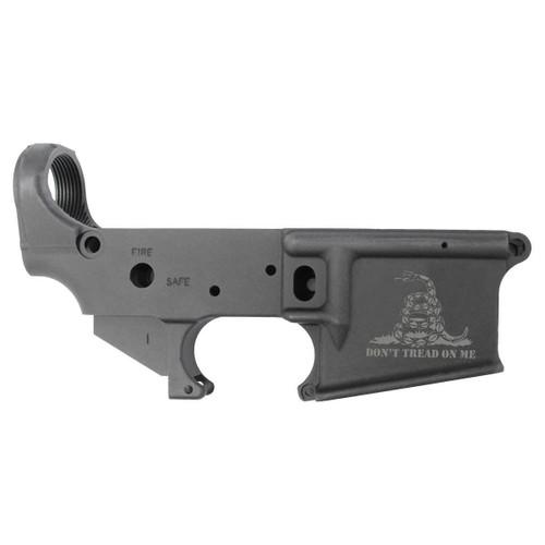 Gadsden AR15 Stripped Lower Receiver (Blem)