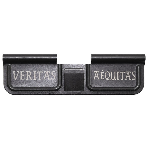 Dust Cover LH 'Veritas Aequitas' Engraved (BLEM)