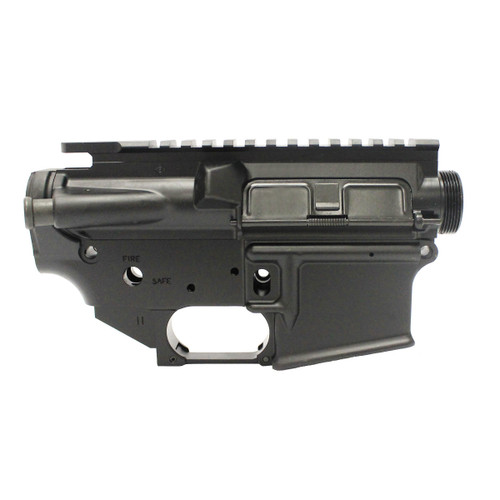 A3 Right Handed Upper Assembly & AR15 Stripped Lower w/ Trigger Guard Bundle