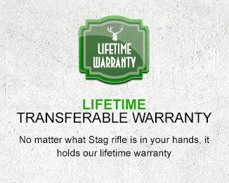Lifetime Transferable Warranty