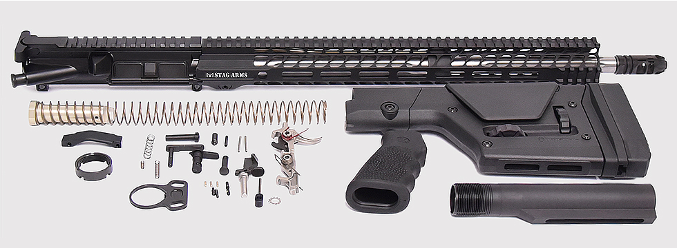 Stag 15 Valkyrie Rifle Kit
