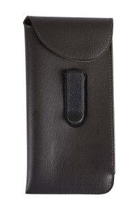 BUFFALO EX-LARGE SLIP IN WITH FLAP AND CLIP (00988-999-BUFP-BLCK)