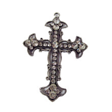 Fleur Etching and Crystal Cross