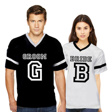 Bride and Groom Jersey