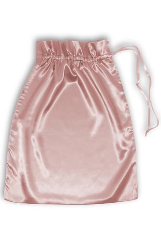 Luxurious Satin Garment or Shoe Bag