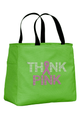 Bright Lime Tote Bag
