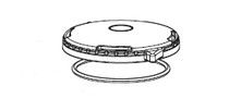 Waterway Champion Trap Lid O-Ring # 805-0436