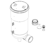 Paramount Paralevel Plumbing Kit for Paver Decks # 004-760-2925-00