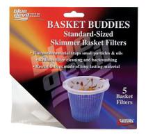 Blue Devil Basket Buddies Skimmer Basket Filter Regular Size # B8500C