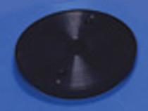 MP Black Deck Lid # 4061-B