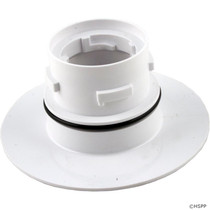 A&A Collar for TurboClean Head - White