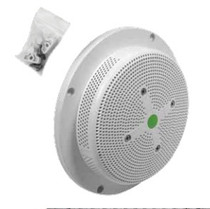 Aquastar 8in. Retrofit Hockey Puck Sumpless Suction Outlet Cover - White #R8HP101