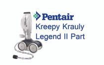 Pentair Kreepy Krauly Legend II Back Up Valve - Low Pressure - Grey # 360018