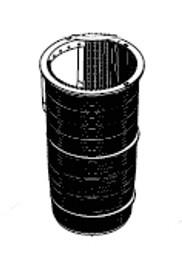 Jandy PlusHP Filter Basket # R0448900