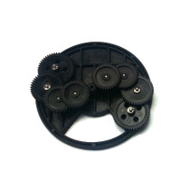 Master Pools 5 Port Valve Gear Plate Assembly