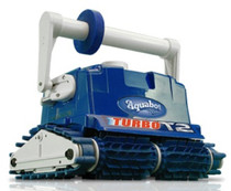 Aquabot Turbo T2 Robotic Automatic Pool Cleaner