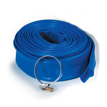 "Pentair 2"" x 50' Backwash Hose with Stainless Steel Clamp # R221220"
