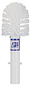 A&B Corner Brush w/ White Bristle # 6500