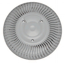 Paramount 10in. SDX Retro Drain Vinyl - Light Gray # 004-159-2212-08