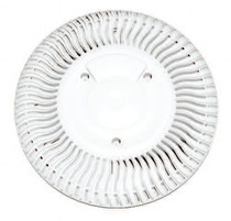 Paramount 10in. SDX Retro Drain Concrete - White #004-192-2212-01