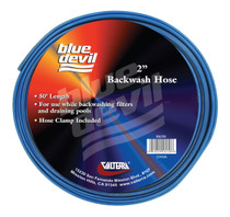 "Valterra Blue Devil 2"" x 50' Hose w/ Clamp # B8258"