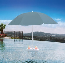 Pool Buoy Plus Floating Umbrella - Key Largo