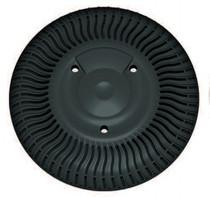 Paramount 10in. SDX Retro Drain Equalizer - Black # 004-157-2212-03