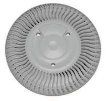 Paramount 10in. SDX Retro Drain Equalizer - Light Gray # 004-157-2212-08