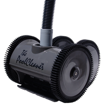 ThePoolCleaner Limited Edition 4-Wheel Suction Side Automatic Pool Cleaner (For Dark Pools)