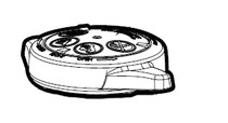 Hayward Max-Flo II Strainer Cover Kit # SPX2700DLS