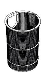 Jandy ePump Filter Basket # R0445900