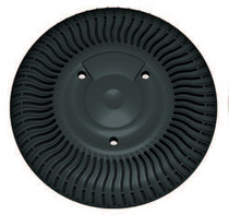 Paramount 10in. SDX Retro Drain Vinyl - Black # 004-159-2212-03
