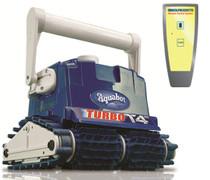 Aquabot Turbo T4 Robotic Automatic Pool Cleaner