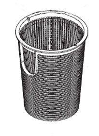 Waterway Supreme Trap Basket # 319-1530