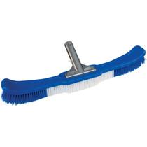 "Poolmaster 18"" Flexible Wall Brush w/ Aluminum Handle"