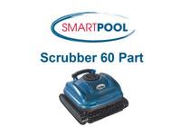 SmartPool Scrubber60 NC7x/PT9i Impeller Cover # NC7110