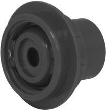 """TC3 Flush Mount Wall Return Jet: 1.5"""" and 1"""" Return Inlet - Charcoal Gray 3-3-113"""