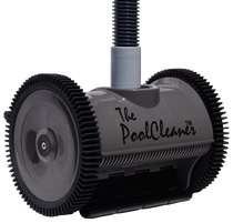 ThePoolCleaner Limited Edition 2-Wheel Suction Side Automatic Pool Cleaner (For Dark Pools)