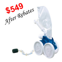 Vac-Sweep 360 Automatic Pool Cleaner