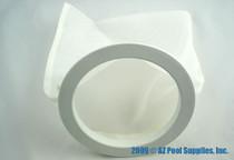 Caretaker LeafTrapper Filter Bag Complete w/ PVC Ring (Pre-1999) # 4-4-400