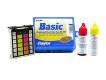 Taylor Basic Test Kit #K-1000