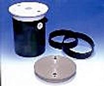 PoolMiser Black Lid and Ring with Screws # RP-202B