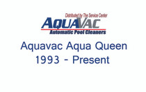 Aquavac Aqua Queen 1993-Present Slide-Sensor Bar # RCX1707