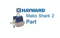 Hayward Makoshark2 Plate-Outside Wheel, Ms2/Ks # RCX1601