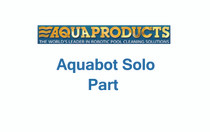 Aquabot Turbo Solo On/Off Lighted Switch #7106