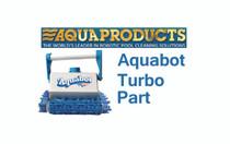 Aquabot Turbo 1/4in. Plastic Clip 2 Pack #2100