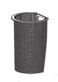 Waterway Champion Basket with Basket Extension # 319-1430B
