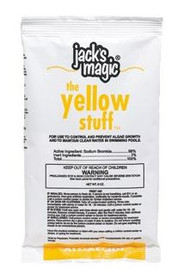 Jacks Magic Yellow Stuff | AZ Pool Supplies, Inc. Buy online or in-store today!