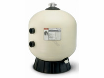 Triton Fiberglass Reinforced Tank Side Mount Sand Filter without Valve